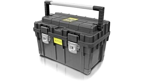 Plastový kufr na nářadí HD Trophy 1, 595x345x355mm ERBA ER-02160