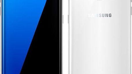 Mobilní telefon Samsung S7 edge 32 GB (G935F) (SM-G935FZWAETL) bílý