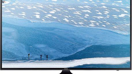Televize Samsung UE55KU6072 s úhlopříčkou 138cm