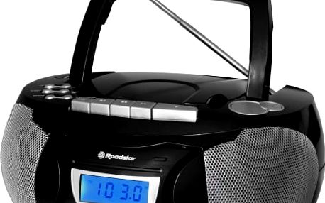 Roadstar RCR-3650UMP BK