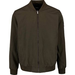 Khaki bomber Burton Menswear London