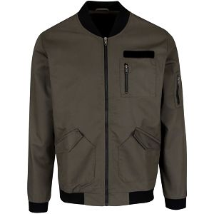 Khaki bomber ONLY & SONS Become