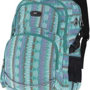 SPOKEY školní-sportovní batoh tyrkysový