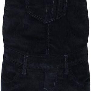 Tmavě modré lacláčové šaty name it Lone