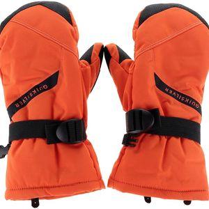 Oranžové klučičí palčáky Quiksilver