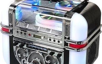 Minisystém Ricatech RR700 Table Top Jukebox
