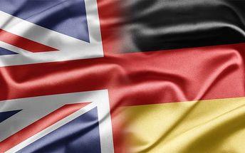 2měsíční skupinová výuka angličtiny a němčiny pro začátečníky nebo pokročilé v Praze