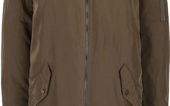 Khaki kabát ONLY Fulton