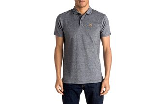 Quiksilver Pánské tričko Final Leg Dark Grey Heather EQYKT03437-KTFH XL