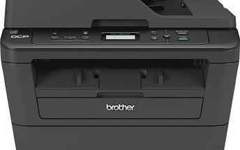 Tiskárna multifunkční Brother MFC-L2740DW (MFCL2740DWYJ1) Software F-Secure SAFE 6 měsíců pro 3 zařízení (zdarma) + Kabel za zvýhodněnou cenu + Doprava zdarma