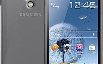 Pouzdro na telefon CELLY GELSKIN361 bezbarvý Galaxy Trend