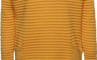 Žluté holčičí svetrové šaty name it Wilda