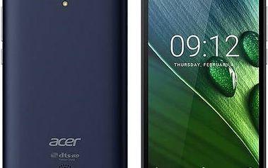 Mobilní telefon Acer Liquid Zest LTE Dual SIM (HM.HUSEU.001) modrý Software F-Secure SAFE 6 měsíců pro 3 zařízení (zdarma) + Doprava zdarma