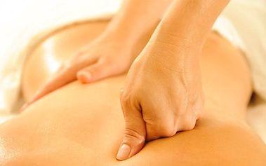 Terapeutická masáž pro unavené svaly v Praze v salonu Aura Belle