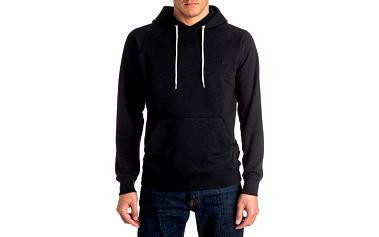 Quiksilver Mikina Everyday Hood Black XL
