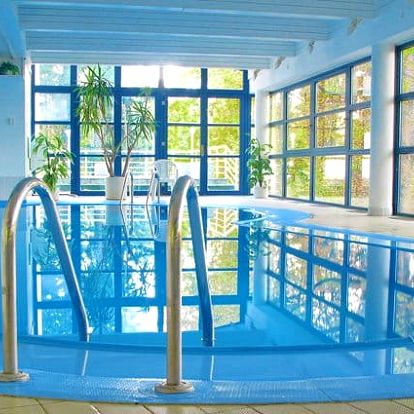 3 nebo 5denní sportovní a wellness pobyt v Interhotelu America**** v Písku