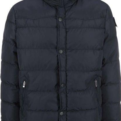 Tmavě modrá bunda Twinlife