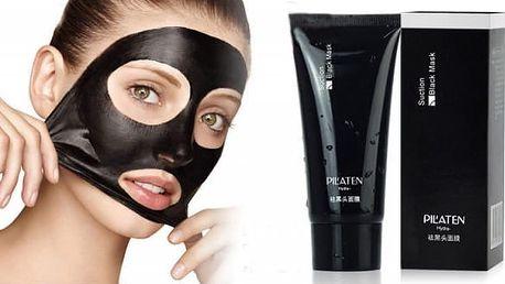 Black mask slupovací pleťová maska v tubě 60g - zbavte se ucpaných pórů!