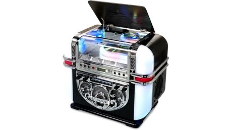 Minisystém Ricatech RR700 Table Top Jukebox