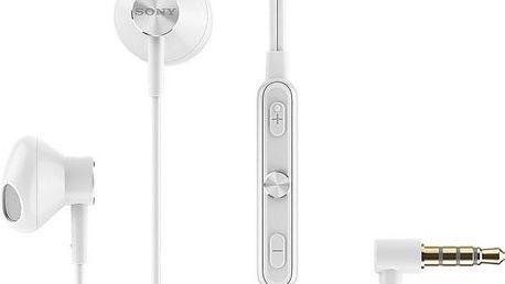 Sony STH30 Stereo Headset, bílá - 1280-8592