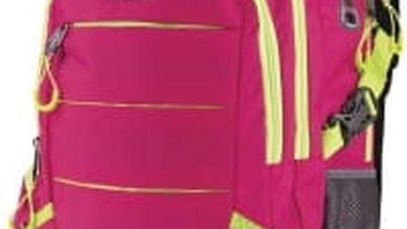 SPOKEY školní-sportovní batoh růžový