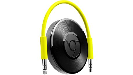 Google Chromecast Audio + Redukce UK - EU