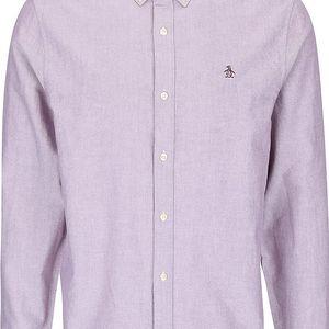 Světle fialová košile Original Penguin Oxford