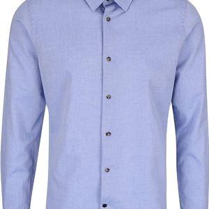 Světle modrá košile Bertoni James
