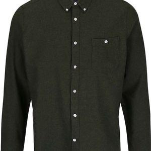 Khaki košile Burton Menswear Burton London