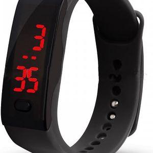 Silikonové LED hodinky v mnoha barvách - dodání do 2 dnů