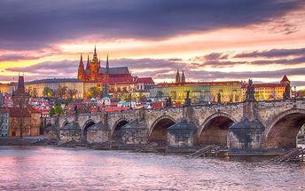 Za poznáním Prahy - pobyt nedaleko centra