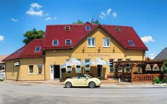 3 až 6denní pobyt pro 2 se snídaněmi v jižních Čechách v penzionu Na Pastoušce