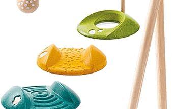 PLAN TOYS Mini golf (celá sada)