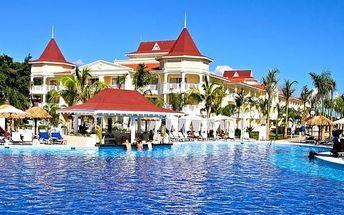Dominikánská republika - na 8 dní, all inclusive s dopravou letecky z Prahy