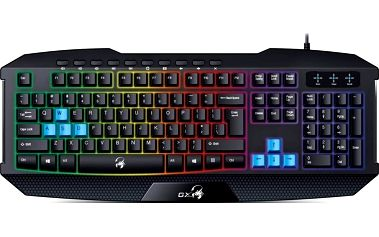 Genius GX GAMING Scorpion K215, USB, CZ+SK layout (31310474106)