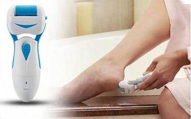 Elektrický pilník na paty a chodidla pro dokonalý vzhled vašich nohou.