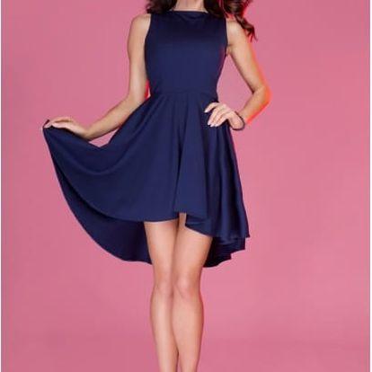 Asymetrické šaty Lacosta