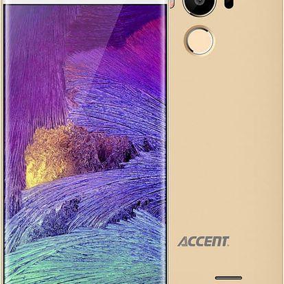 Accent NEON, zlatá - 859813100656