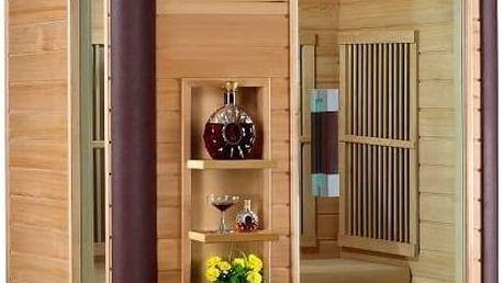 Infra sauna Goddess LANZAROTE2ION + Doprava zdarma