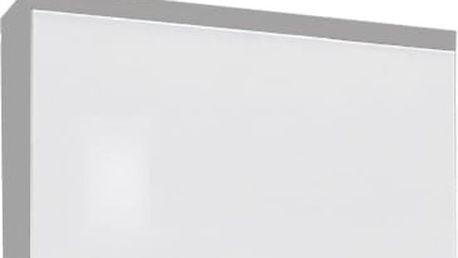 Linea - Závěsný prvek (bílá/bílá HG/stříbrná)