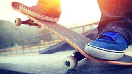Skateboard pro začínající a pokročilé jezdce