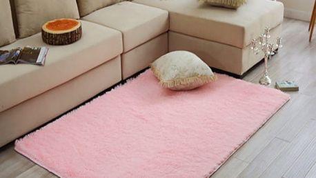 Měkký kobereček v několika barvách - 2 velikosti