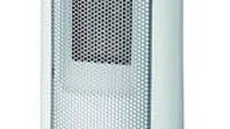 Teplovzdušný ventilátor Gorenje HH 2000 L stříbrný + Doprava zdarma