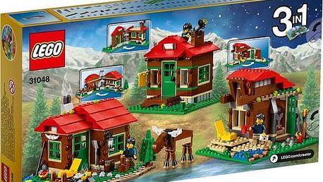 Stavebnice LEGO® CREATOR® 31048 Chata u jezera