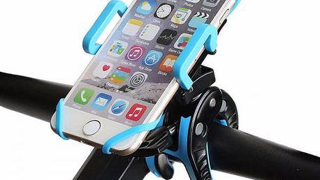 Univerzální rotační držák na kolo pro mobilní telefony