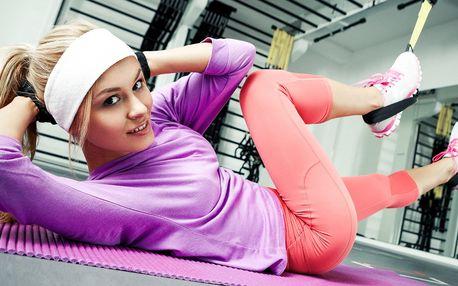 3 nebo 5 vstupů na libovolnou lekci ve fitness