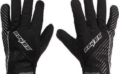 Kvalitní větruodolné cyklistické rukavice