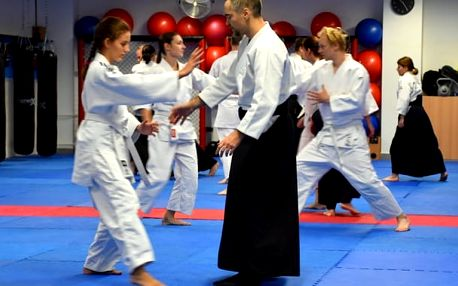 3 měsíční kurz Aikidó