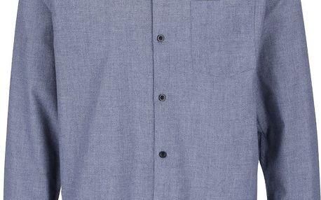Světle modrá žíhaná košile Shine Original
