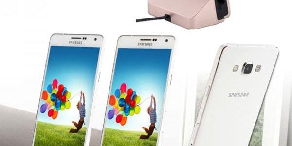 Nabíjecí stojánek pro mobilní telefony, micro USB